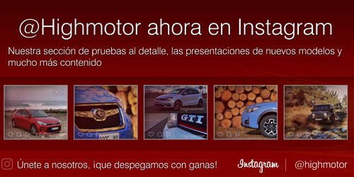 Highmotor en Instagram